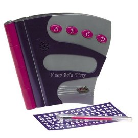 Youniverse Keep Safe Diary