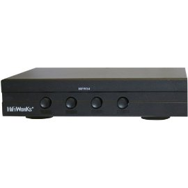 HiFi Works 4-Way Speaker Selector - S4