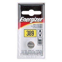 Energizer 389 Button Cell Battery