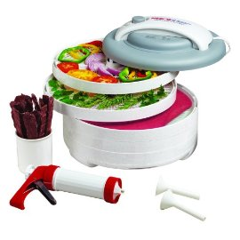 NESCO Snackmaster Express All-In-One Dehydrator