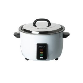 Aroma Commercial 24-Cup Rice Cooker