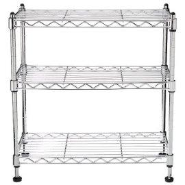 Mini Metal Shelving 3-Shelves
