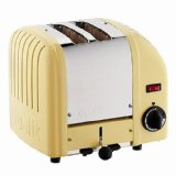 Dualit Classic 2-Slice Toaster - Canary