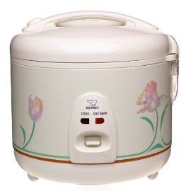 Zojirushi NS-RNC10 Automatic 5.5-Cup Rice Cooker and Warmer