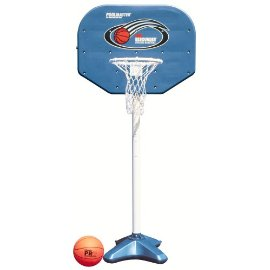 Pro Rebounder Adjustable Height Basketball Game