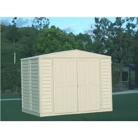 Duramate Shed - 8x6'
