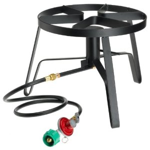 Bayou Classic Jet Burner with Flame Spreader Plate