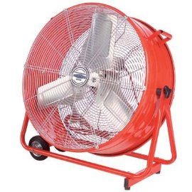 24 Commercial Cooler Fan