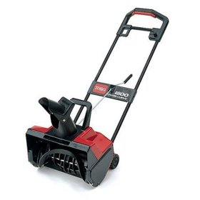 Toro Electric 1800 Power Curve Snowthrower - No. 51598