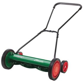 "Scotts 2000-20  20"" Push Reel Mower"
