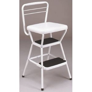 Jumbo Chair/Stool with Lift-Up Seat