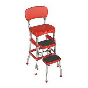 Retro Chair/Step Stool