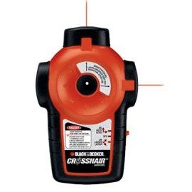 Black & Decker BDL400S BULLSEYE Crosshair 90-Degree Auto Leveling Laser