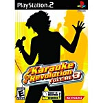 KONAMI Karaoke Revolution 3 ( Playstation 2 )