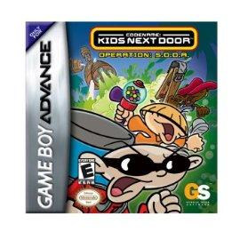 Codename:Kids Next Door for Game Boy Advance