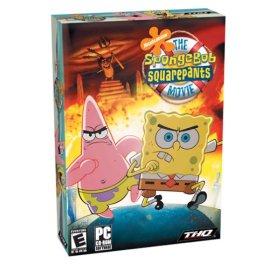 THQ SOFTWARE SpongeBob Squarepants: The Movie ( Windows )
