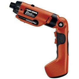Black & Decker PD600 Pivot Plus 6-Volt High Performance Screwdriver