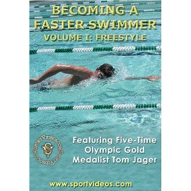 Becoming A Faster Swimmer: Freestyle Swimming