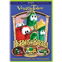 Veggie Tales:Bible Heroes Stand Up