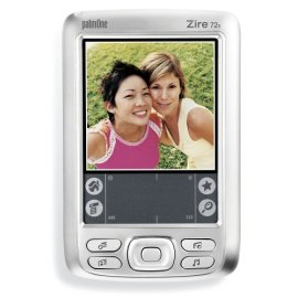 PalmOne Zire 72 Special Edition Handheld