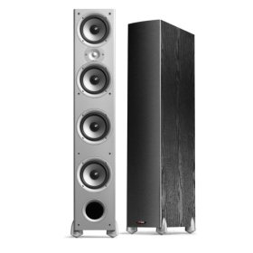 Polk Audio Monitor 70 Tower Speaker (Single, Black)