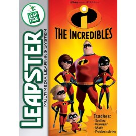 Leapster Game: The Incredibles