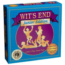 Wit's End Junior Edition Game