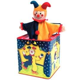 Jester Jack in the Box