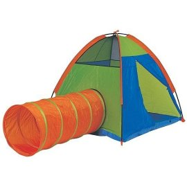 Neon Hide-Me Tent & Tunnel Combination