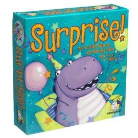 Surprise Memory Game