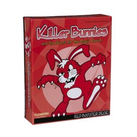 Killer Bunnies and the Quest for the Magic Carrot - Red Booster Deck