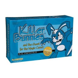 Killer Bunnies and the Quest for the Magic Carrot - Blue Starter Deck