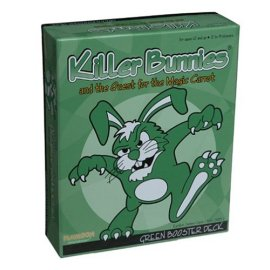 Killer Bunnies and the Quest for the Magic Carrot - Green Booster