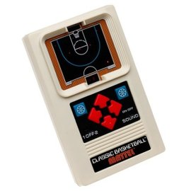 Classic Basketball Game