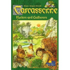 Carcassonne Hunters and Gatherers Game