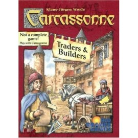 Carcassonne Traders and Builders Game