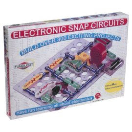 Electronic Snap Circuits 300 Kit