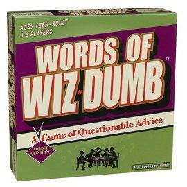 Words of Wiz-Dumb