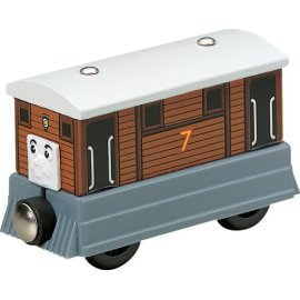 Thomas & Friends Toby the Tram Engine