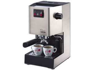 how to clean gaggia classic espresso machine
