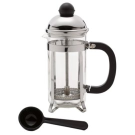 BonJour 1003-42 Monet 3-Cup French Press, Black