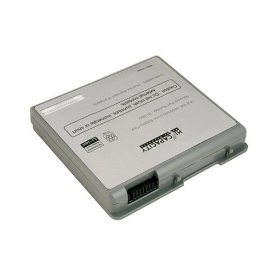 Hi-Capacity Li-Ion Laptop Battery for Apple PowerBook G4 15 Titanium