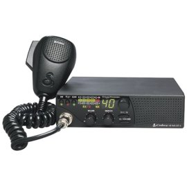 Cobra 18WXSTII Weatherband CB Radio