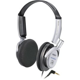 Sony MDR-NC6 Over-Ear Noise-Canceling Headphones