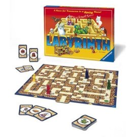 The Amazing Labyrinth Game
