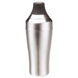 OXO Steel Cocktail Shaker - stainless, black