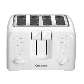 Cuisinart CPT-140 Electronic Cool Touch 4-Slice Toaster