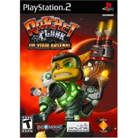 Sony CE Ratchet and Clank Arsenal PS2 ( 97353 )