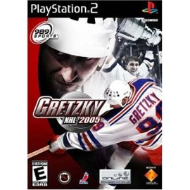 Gretzky  NHL 2005 PS2