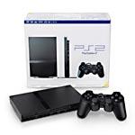 Sony Slim PlayStation 2 (New Design) - SCPH-70012 CB